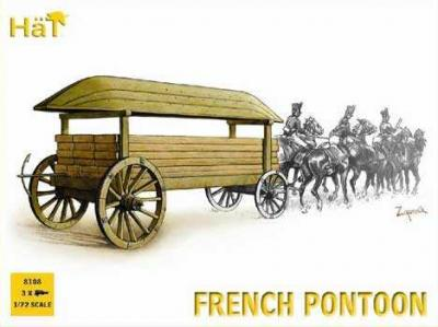 8108 - Napleonic French Pontoon 1/72