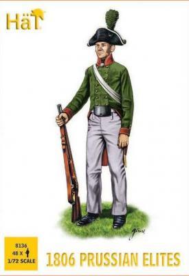 8136 - 1806 Prussian Elites 1/72