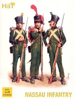 8147 - Infanterie de Nassau 1/72