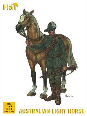 8153 - Australian Light Horse 1/72