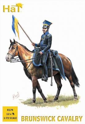 8174 - Cavalerie de Brunswick 1/72
