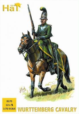 8175 - Cavalerie Würtembergeoise 1/72