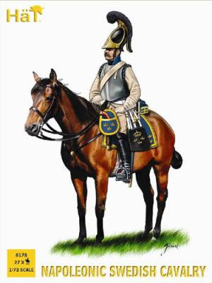 8178 - Cavalerie suédoise 1/72