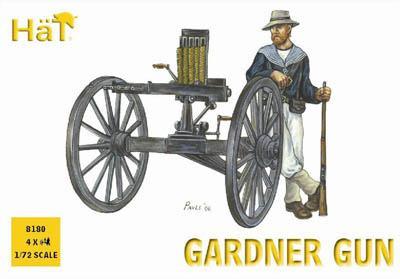 8180 - Gardner Gun 1/72