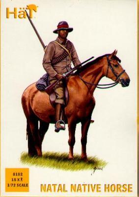 8182 - Natal Native Horse 1/72