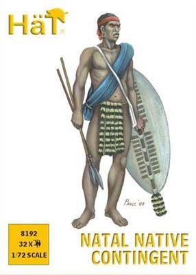 8192 - Natal Native Contingent 1/72