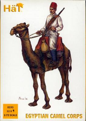 8193 - Egyptian Camel Corps 1/72
