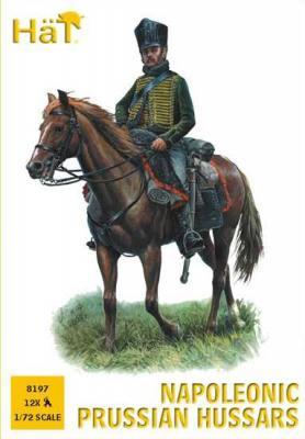 8197 - Hussards prussiens 1/72