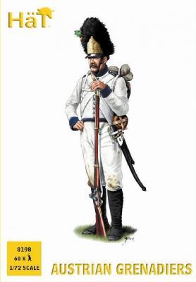 8198 - Grenadiers autrichiens 1/72