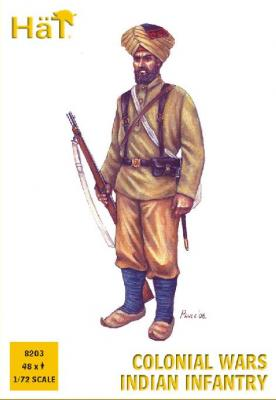 8203 - Infanterie Indienne (Colonial) 1/72