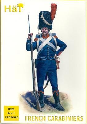 8220 - Infanterie légère française Carabiniers 1808-1812 1/72
