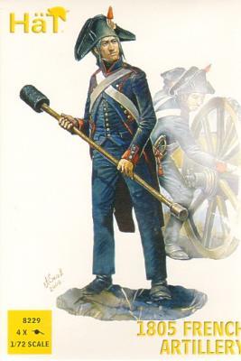 8229 - Artillerie française 1805 1/72