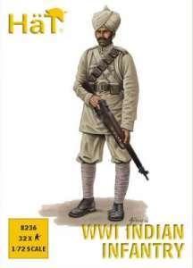 8236 - Infanterie Indienne WW1 1/72