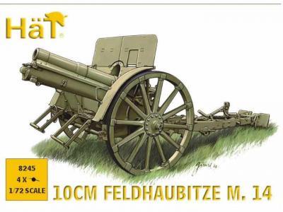 8245 - 10cm Feldhaubitze M.14 WW1 1/72