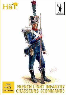 8252 - Commandement infanterie légère française 1/72