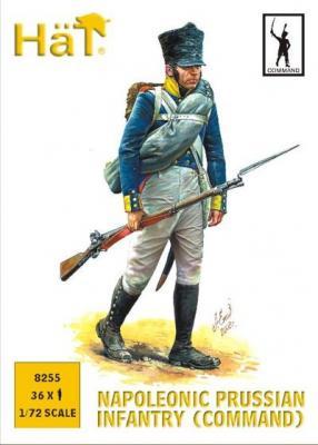 8255 - Commandement prussien napoléonien 1/72