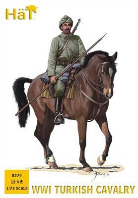 8274 - Cavalerie Turque WW1 1/72
