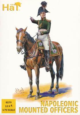 8279 - Officiers napoléoniens montés 1/72