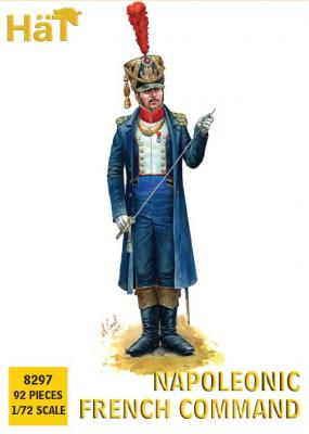 8297 - Napoleonic French command 1/72
