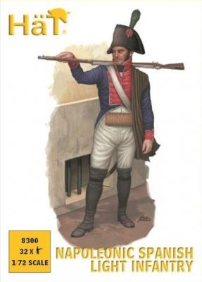 8300 - Infanterie légère espagnole 1/72