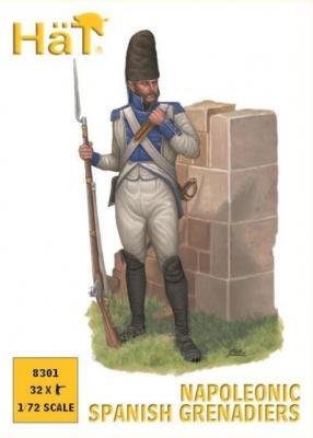 8301 - Grenadiers espagnols 1/72