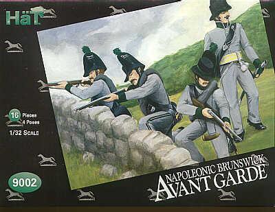 9002 - Napoleonic Brunswick Avante Garde
