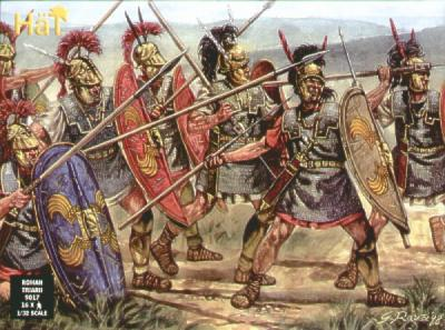 9017 - Roman Triarii