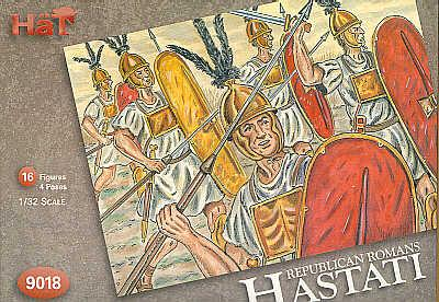 9018 - Republican Romans-Hastati