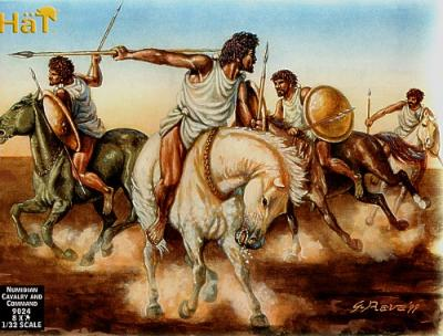 9024 - Numidian Cavalry