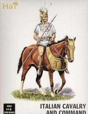 9054 - Italian Cavalry and Command