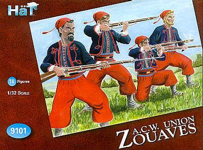 9101 - Zouaves set 2