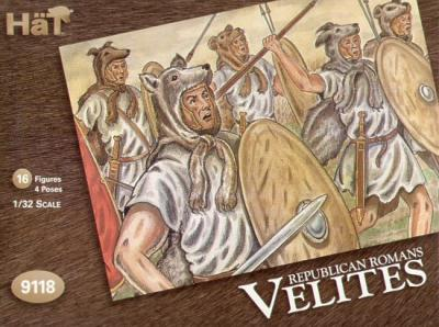 9118 - Republican Romans-Velites