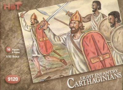 9120 - Carthaginians-Light African Infantry