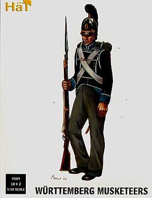 9309 - Wurttemberg Musketeers