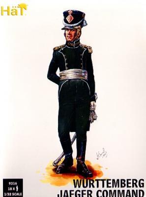 9316 - Wurttemberg Jaeger Command