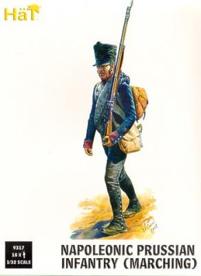 9317 - Prussian Infantry (Marching)