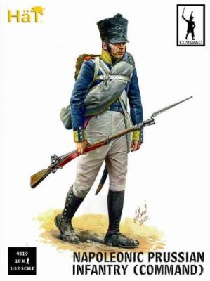 9319 - Prussian Infantry Command