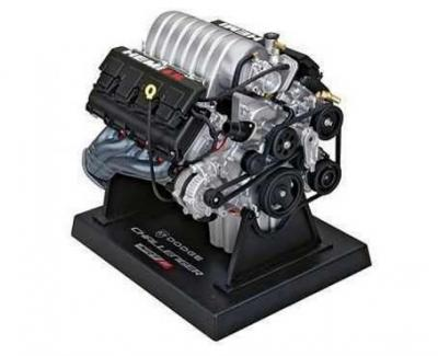 11070 - Dodge 6.1 Litre SRT Hemi V8 (ready made) 1/16