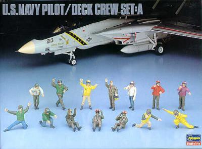 4806 - USN Pilots/Deck Crew Set A