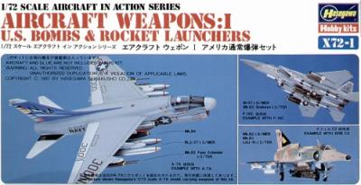 X7201 - Bombs 1/72