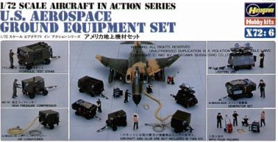 X7206 - Ground Equipment 1/72