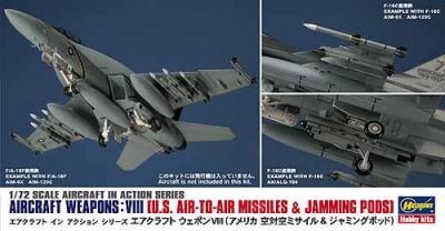 X7213 - Aircraft Weapons set VIII 1/72
