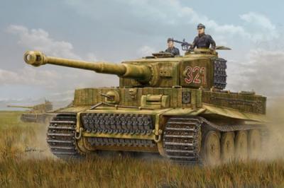 82601 - Pz.Kpfw.VI Tiger I 1/16