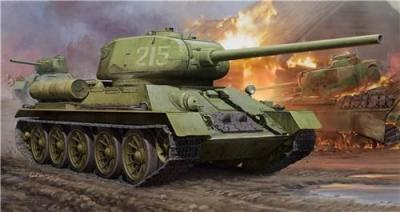 82602 - Russian T-34/85 Tank 1/16
