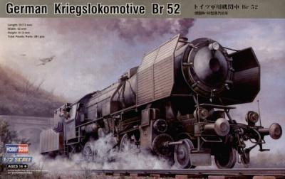 82901 - Br-52 Kriegslocomotive