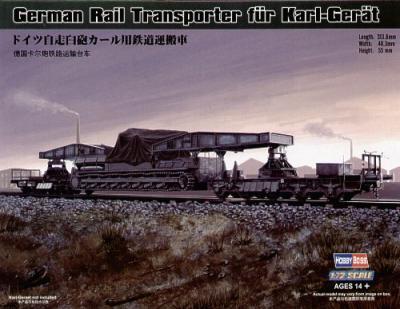 82906 - German Railway Carrier Wagon