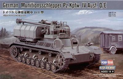 82907 - Muntionsschlepper Pz.Kpfw.IV Ausf.D/E