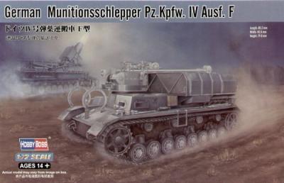 82908 - Muntionsschlepper Pz.Kpfw.IV Ausf.F