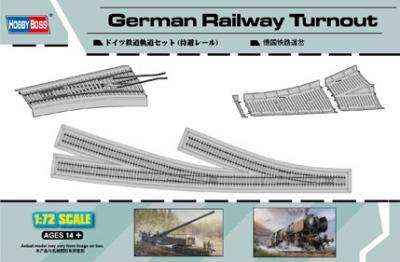 82909 - German Railway Turnout