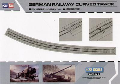 82910 - German Curved railway Track